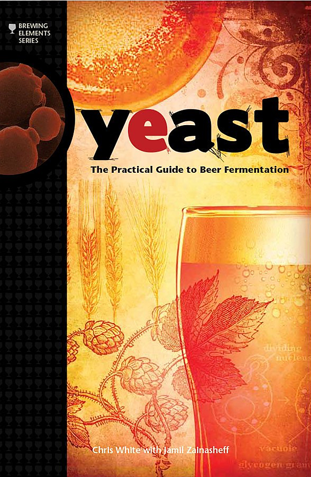 libros para cerveceros: Yeast: The Practical Guide to Beer Fermentation (Chris White & Jamil Zainasheff, 2010)